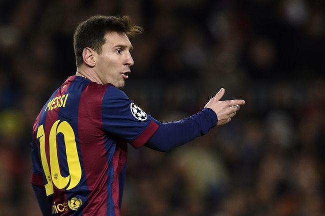 Месси: «Обвинение в неуплате налогов было выдвинуто по приказу из Мадрида»