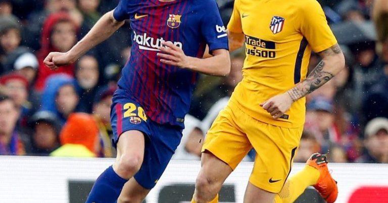 Чем делились игроки «Барселоны» в соц. сетях за последние сутки