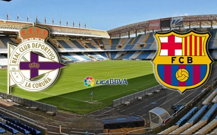 Депортиво – Барселона: анонс и прогноз матча