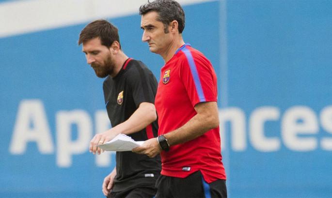 Месси обвинил главного тренера Барселоны в поражении от Ромы