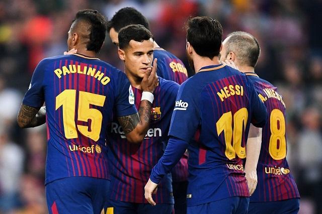 Стало известно сколько Барселона заработала в Лиге чемпионов