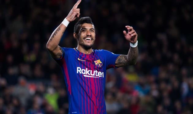 Барселона готовится продать Паулиньо за 50 млн евро