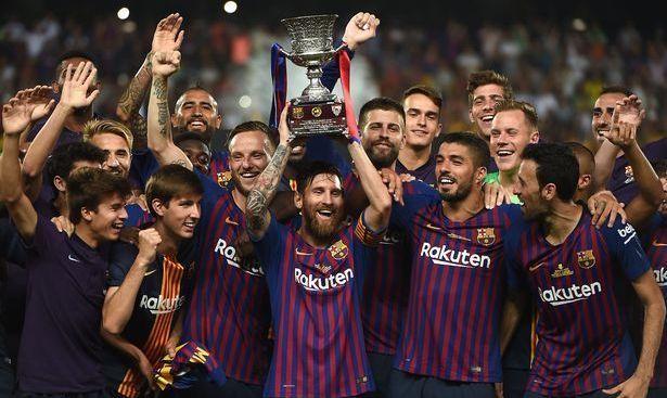 Месси стал самым титулованным игроком в истории Барселоны