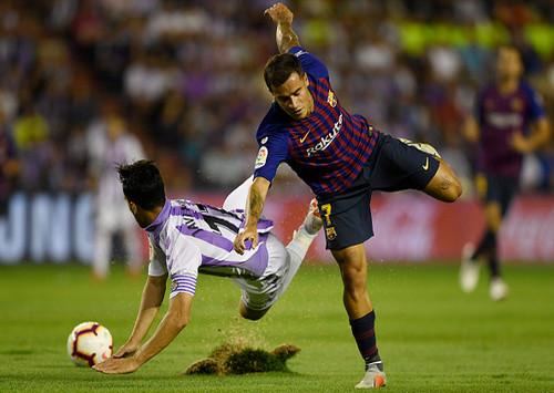 «Вальядолид» – «Барселона» – 0:1. Тяжеловато…