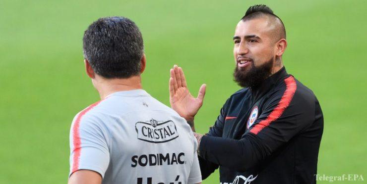"""Артуро Видаль переходит в """"Барселону"""""""