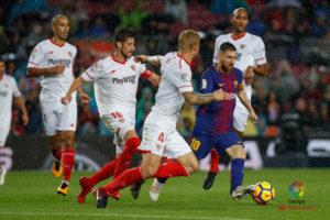 «Севилья» – «Барселона». Анонс и прогноз матча