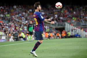 «Барселона» – «Уэска» – 8:2. Легко!
