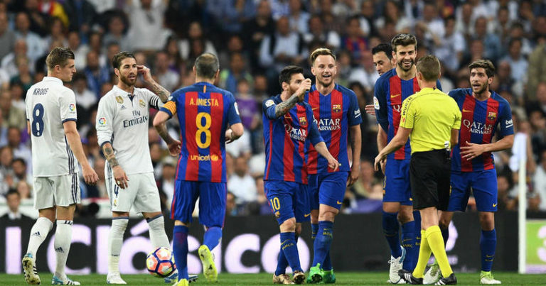 «Барселона» – «Реал». Анонс и прогноз матча