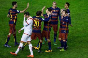 «Барселона» – «Райо Вальекано». Анонс и прогноз матча
