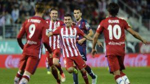 «Эйбар» – «Атлетико». Анонс и прогноз матча